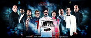'7 Welcome To London' – A Bolly Thumbs Up!