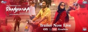 Sonam & Dhanush's 'Raanjhanaa' trailer released