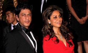 SRK faces 'baby test enquiry'