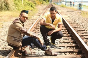 Jazzy B & Gippy Grewal's 'Best Of Luck'