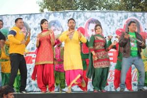 'Punjab Bolda' starring Sarbjit Cheema