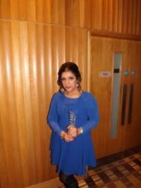 reena wins award