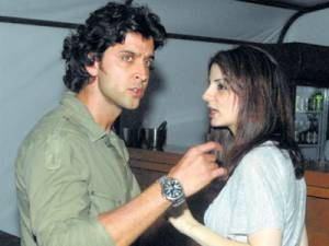 Hrithik & Sussanne celebrate New Year's separately