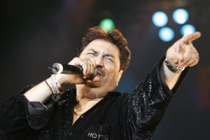 Singing legend Kumar Sanu's 'Hum-Tum'