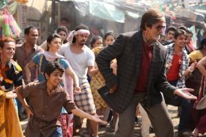 Amitabh Bachchan's 'Boothnath Returns'!