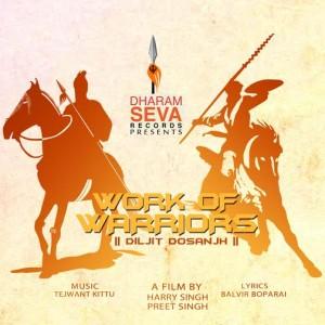 Diljit's 'Work of Warriors'