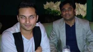 Raghav & AR Rahman collaborate again