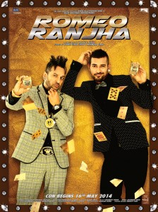 Jazzy B & Garry Sandhu are 'Romeo Ranjha'