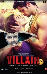 'Ek Villain' releases this weekend
