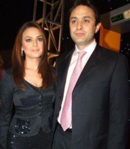 BREAKING NEWS: Preity files case against ex