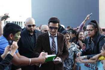 Crème of Punjabi film talent wow UK audiences