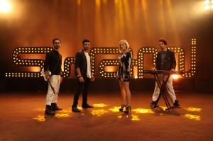 Brit-Asian pop band Swami returns