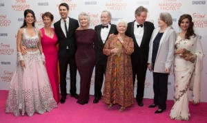 'Second Best Exotic Marigold Hotel' Royal premiere