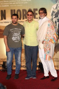 Big B & Aamir Khan launch Hollywood trailer