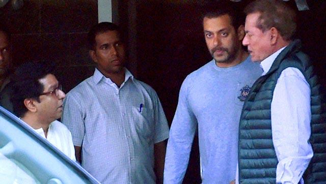 Salman Khan's sentence suspended