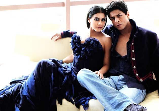 Shah Rukh & Kajol are back together!