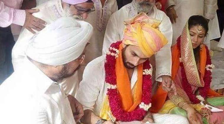 Shahid's Lavish Wedding revealed!