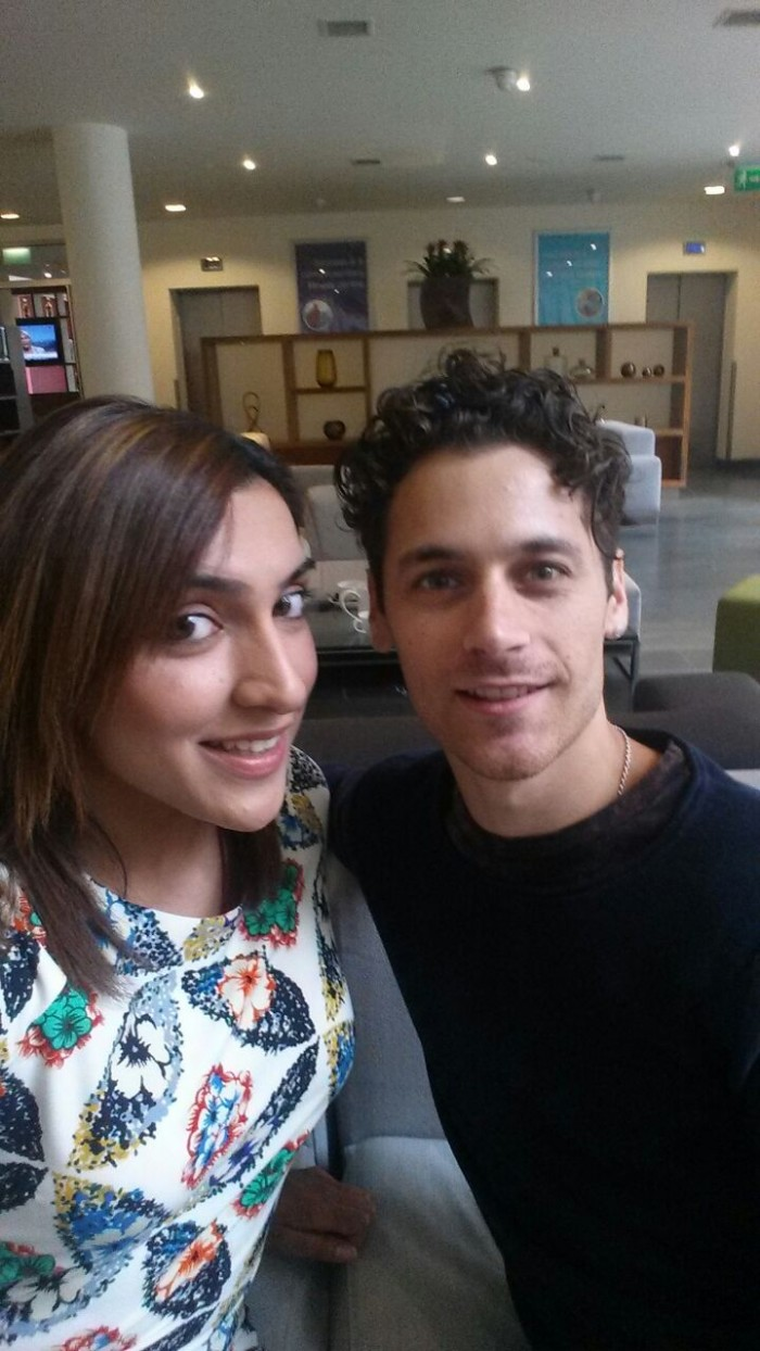 Priya & Tom Paulson