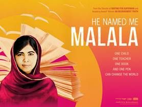 UK 'Inspire' trailer for 'He Named Me Malala'