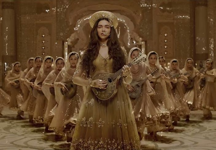 Deepika as you've never seen her before!