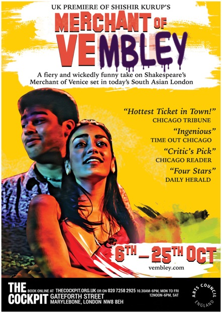 Review – Merchant of Vembley