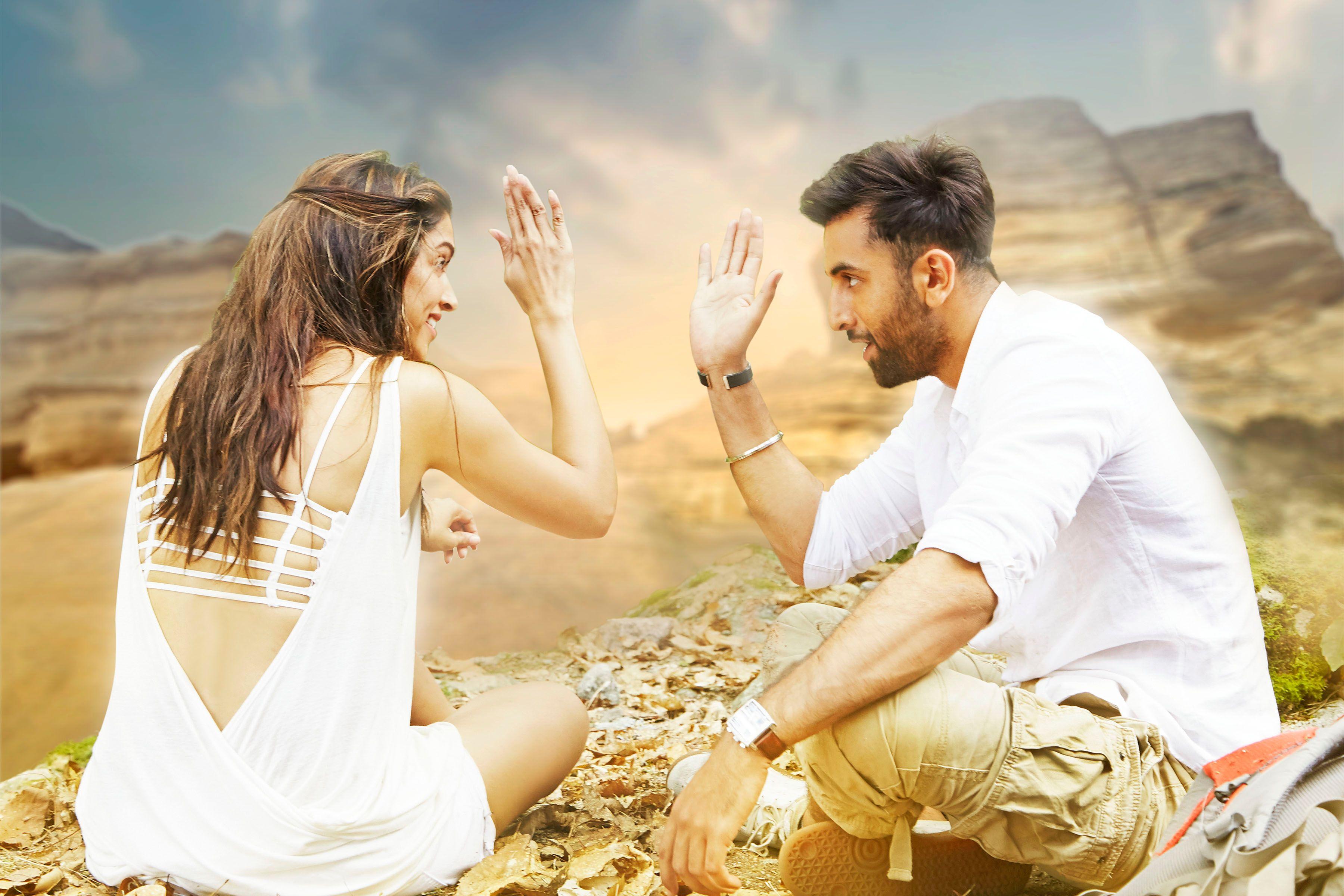 Ranbir & Deepika talk about Tamasha
