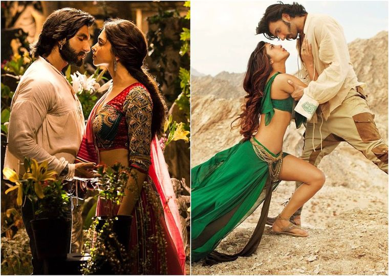 Bajirao Mastani rakes in record amounts