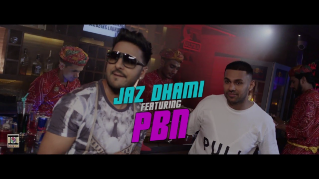 Jaz Dhami & PBN collaborate for first time