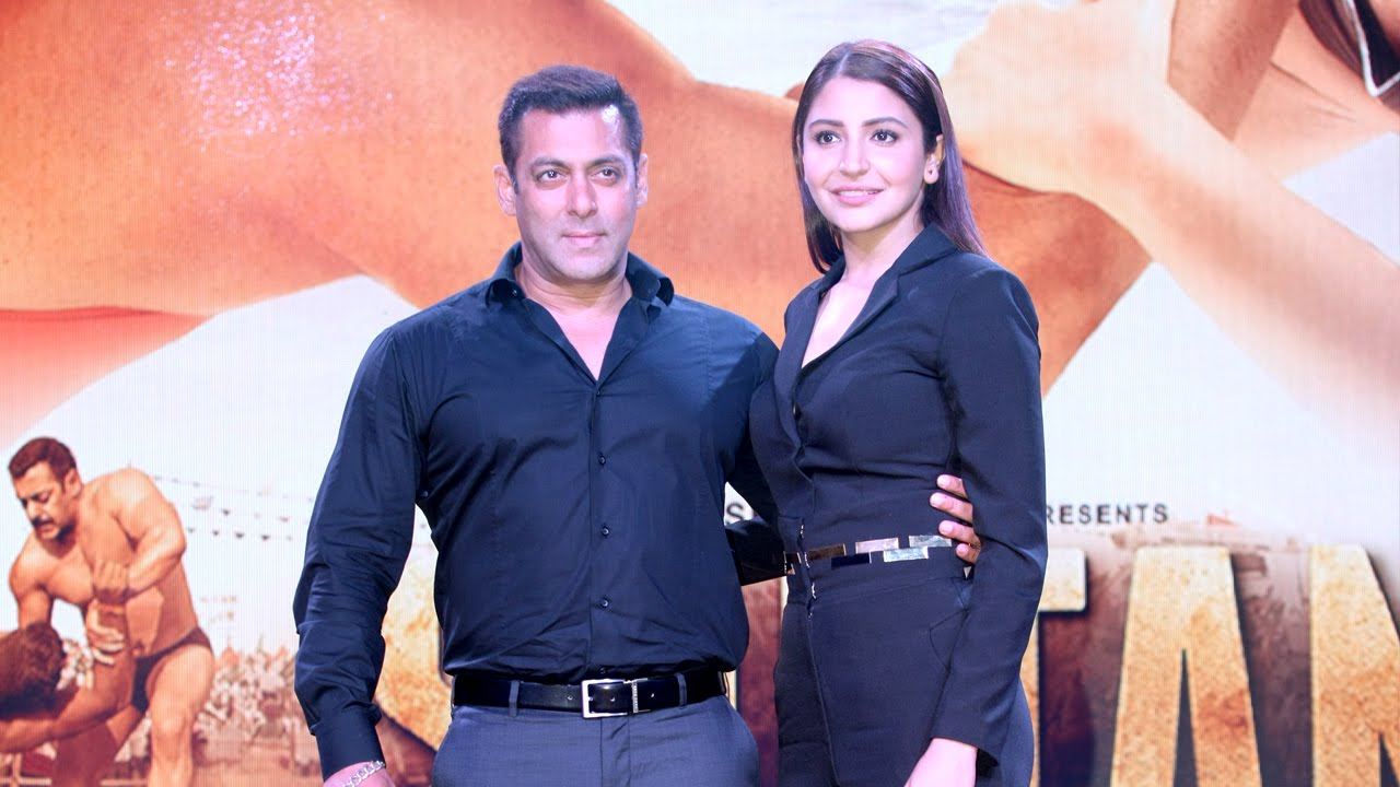 Sultan Trailer Launched
