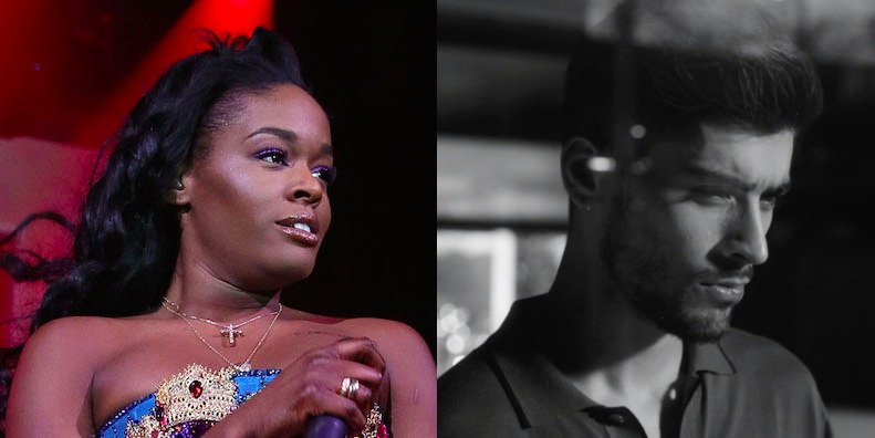 Azealia Twitter suspended after attack on Zayn