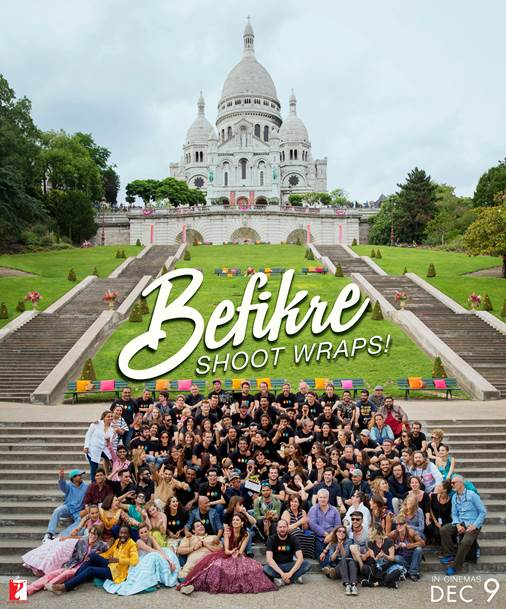 It's a wrap for 'Befikre'