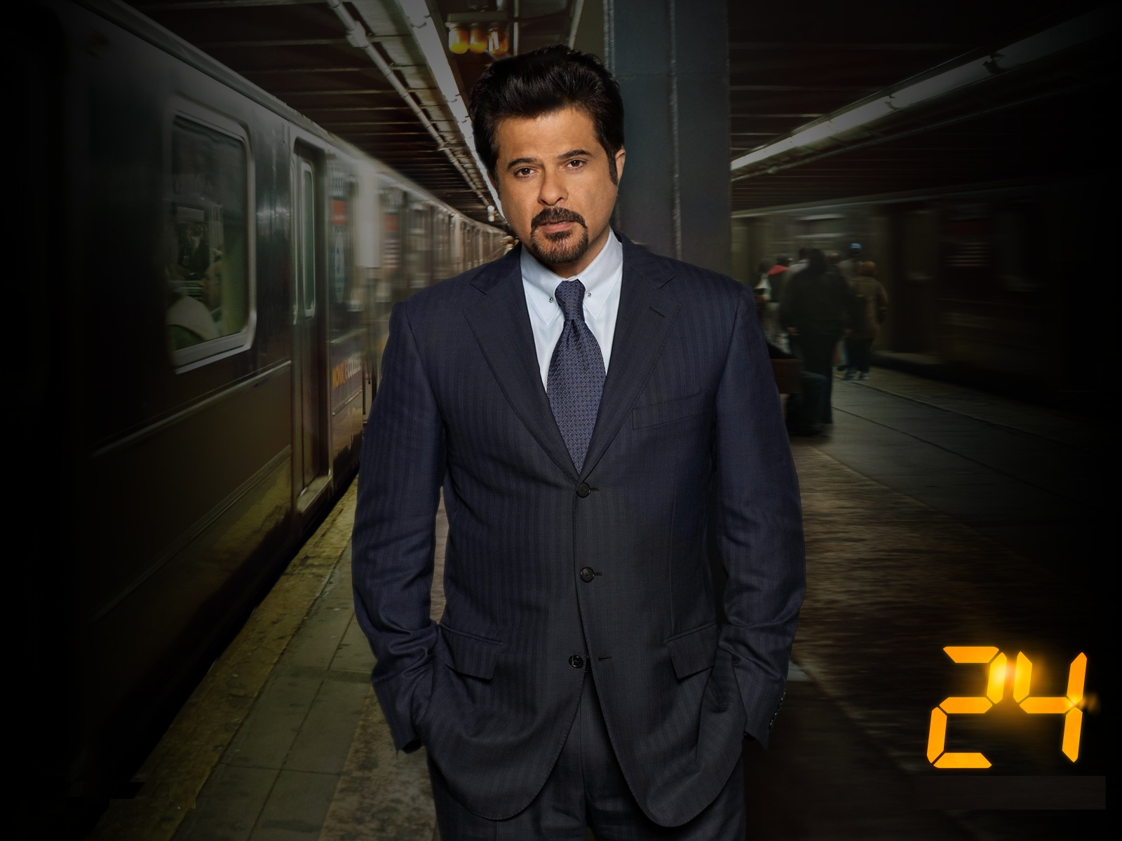 See Anil Kapoor on ITV and BBC this week