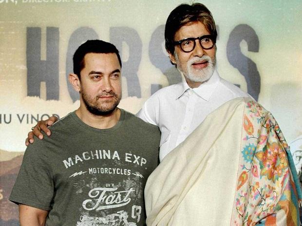 YRF brings Big B & Aamir Khan together