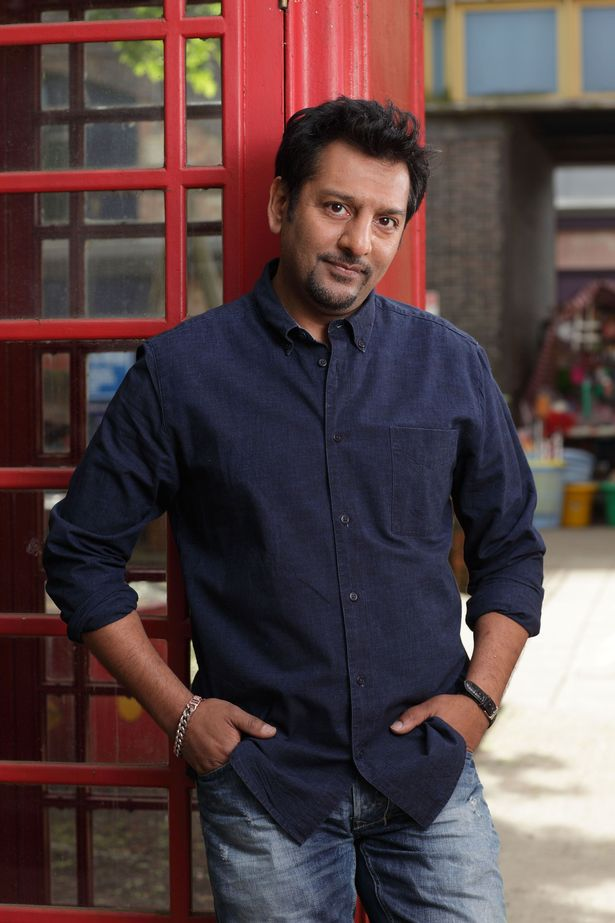 Nitin admits real reason he left Eastenders