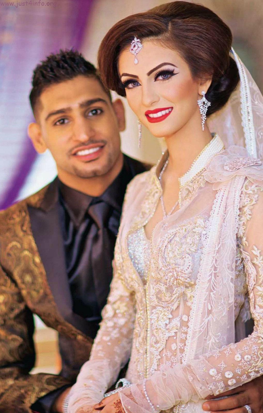 Faryal Makhdoom Khan's catwalk debut