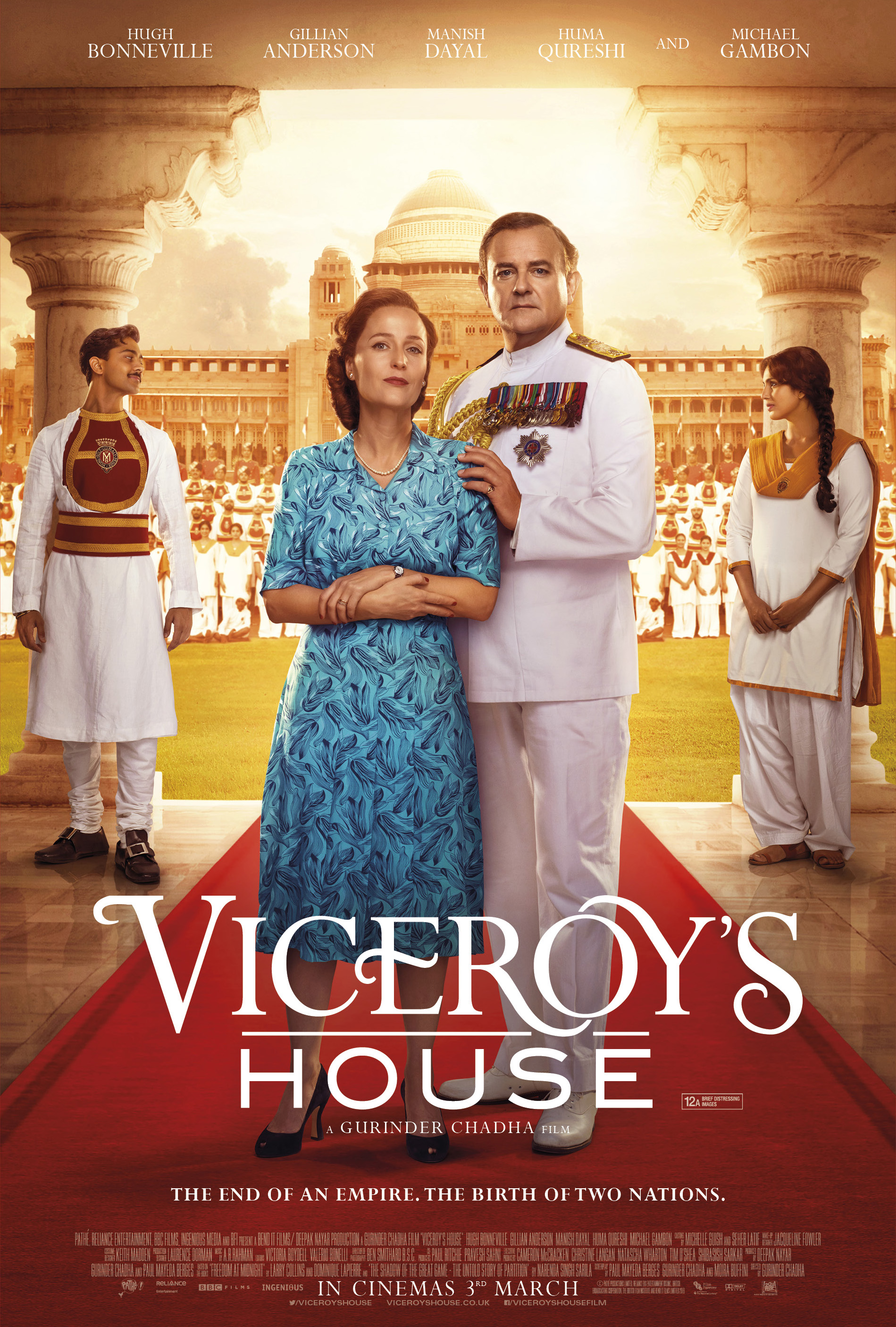 Viceroy's House to premiere at Berlin Film Festival