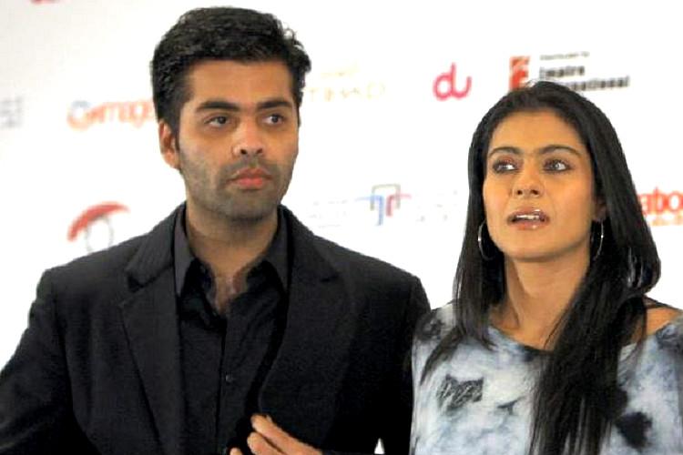 Karan Johar blames Ajay for Kajol spat