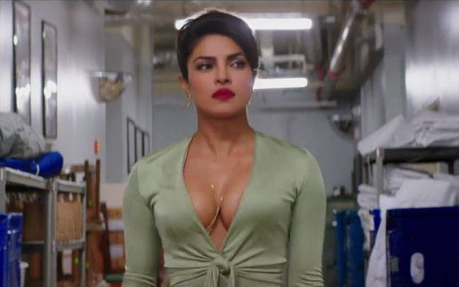 Priyanka Chopra sizzles in Baywatch trailer