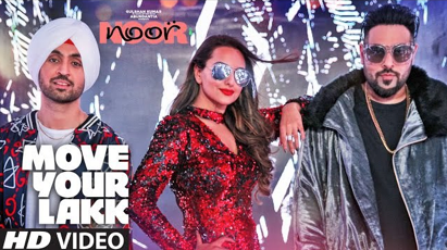 Sonakshi, Diljit and Badshah Collaborate