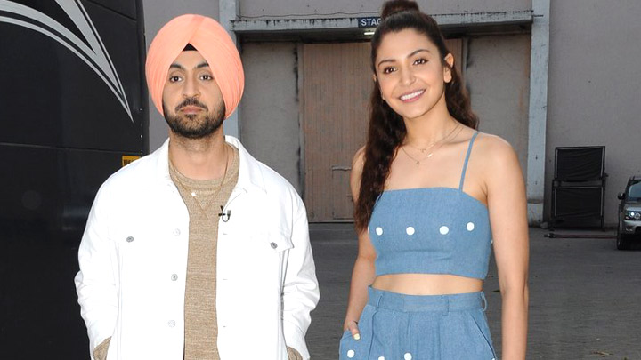 "Diljit Dosanjh, ""I'm a big fan of Anushka'"