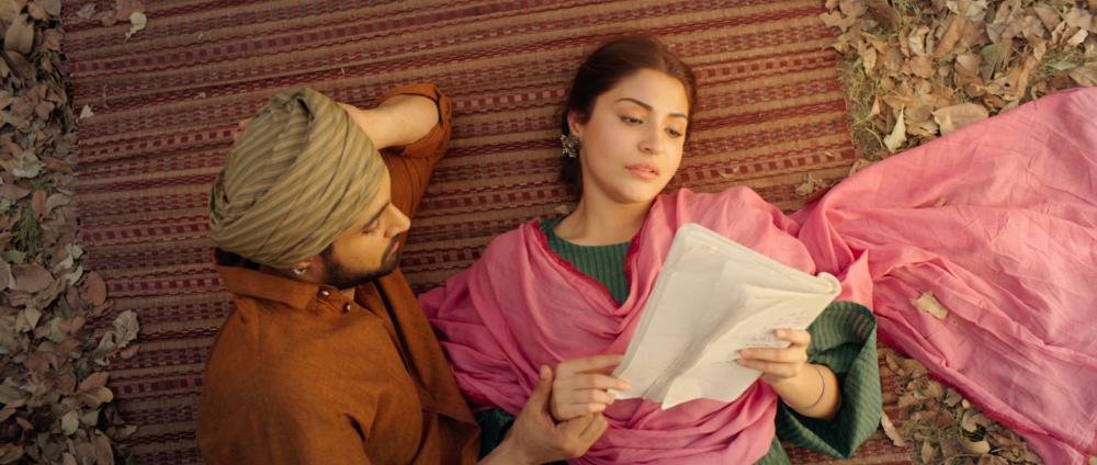 SRK praise's Anushka Sharma's Phillauri