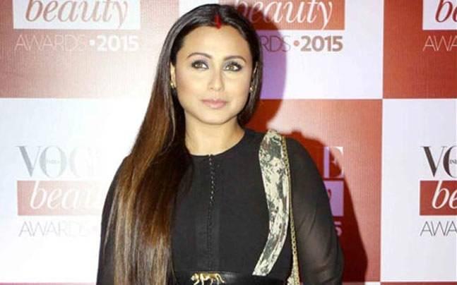 Rani Mukerji returns with 'Hichki'