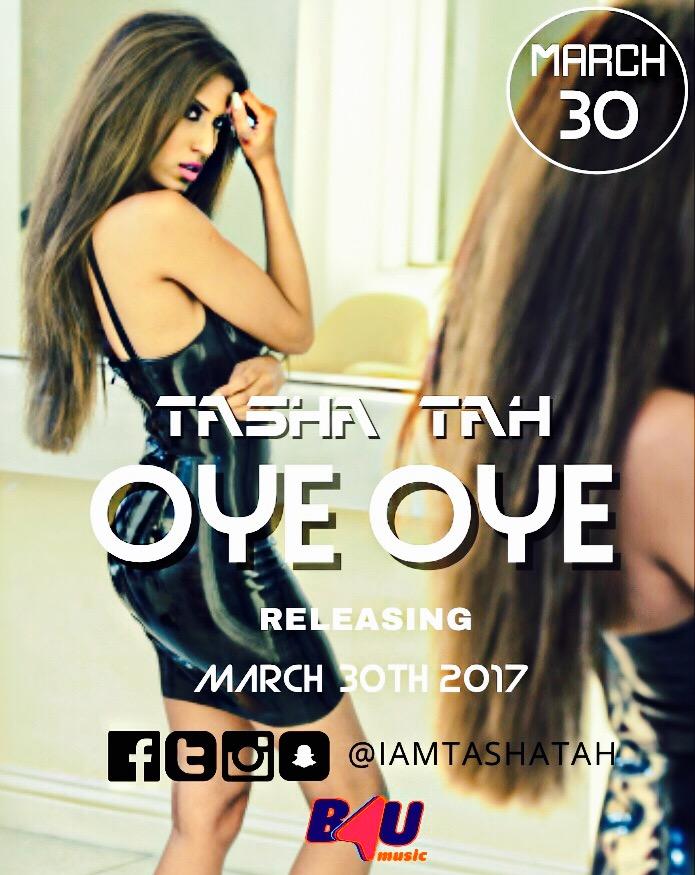 Tasha Tah's 'Oye Oye'