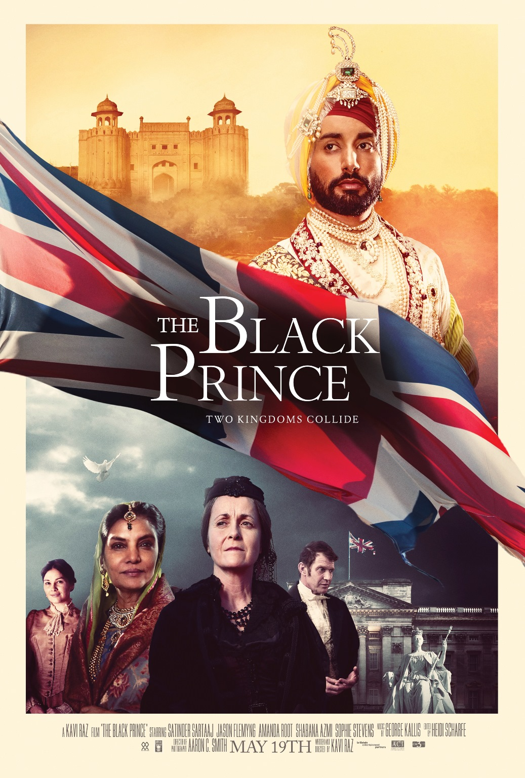 The Black Prince gets set for UK premieres