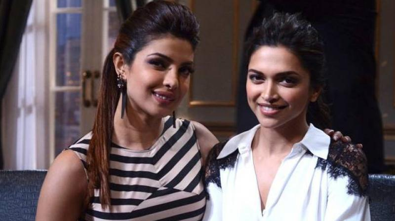 Deepika speaks out on being mistaken for Priyanka