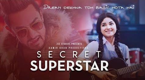 Aamir's 'Secret Superstar' – empowerment of girls