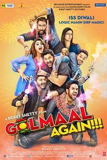 The Golmaal gang are back