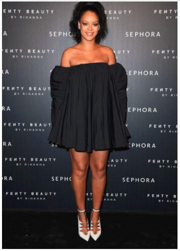 RihannaSephoraFranceLanuch