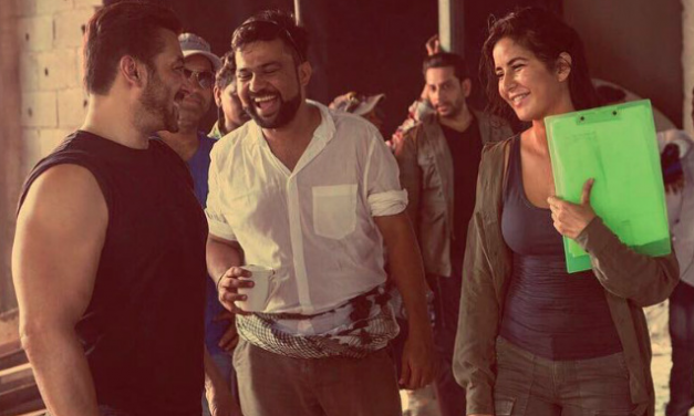 It's wrap for Salman & Katrina's new film