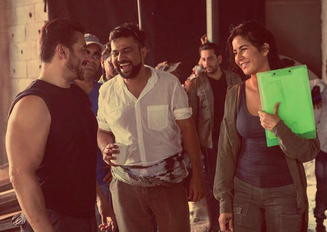It's wrap for Salman & Katrina's new film